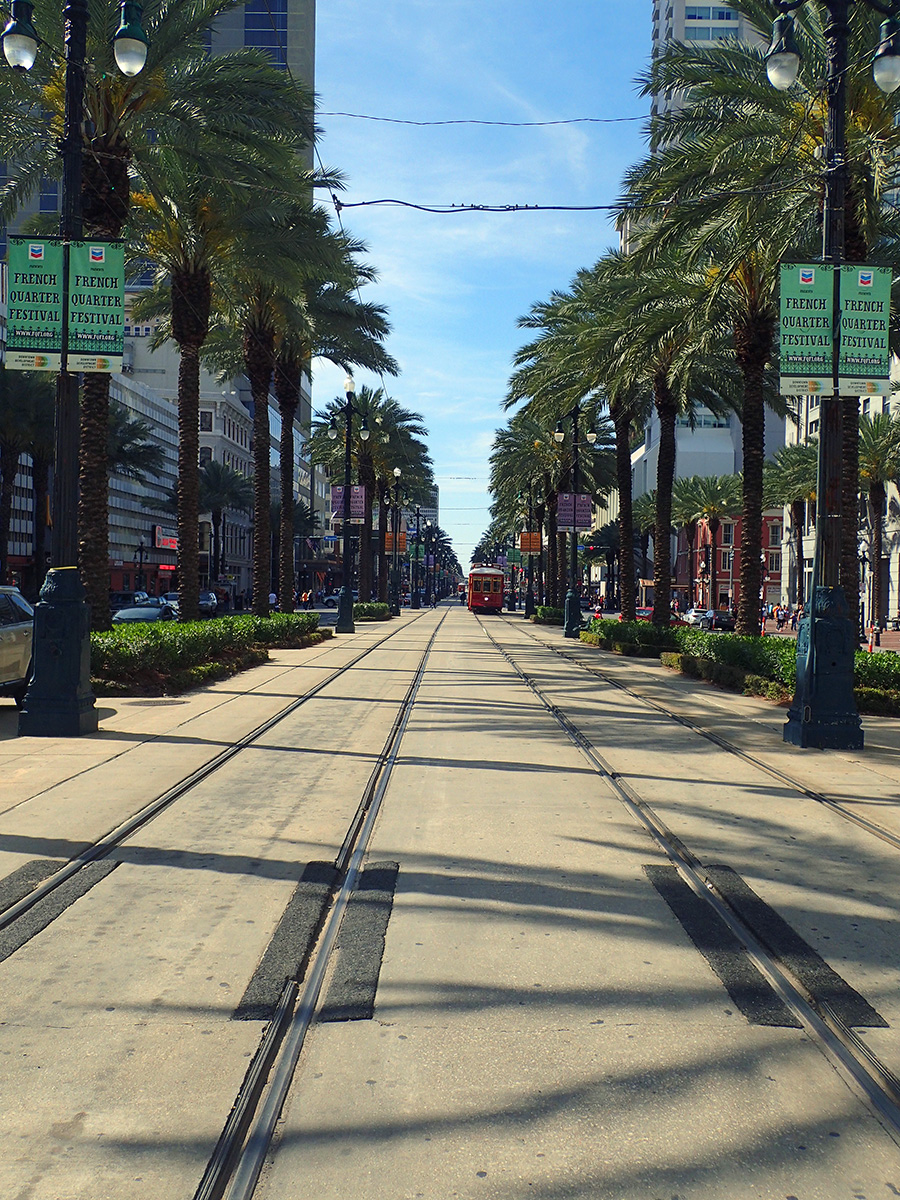 Canal Street tramway