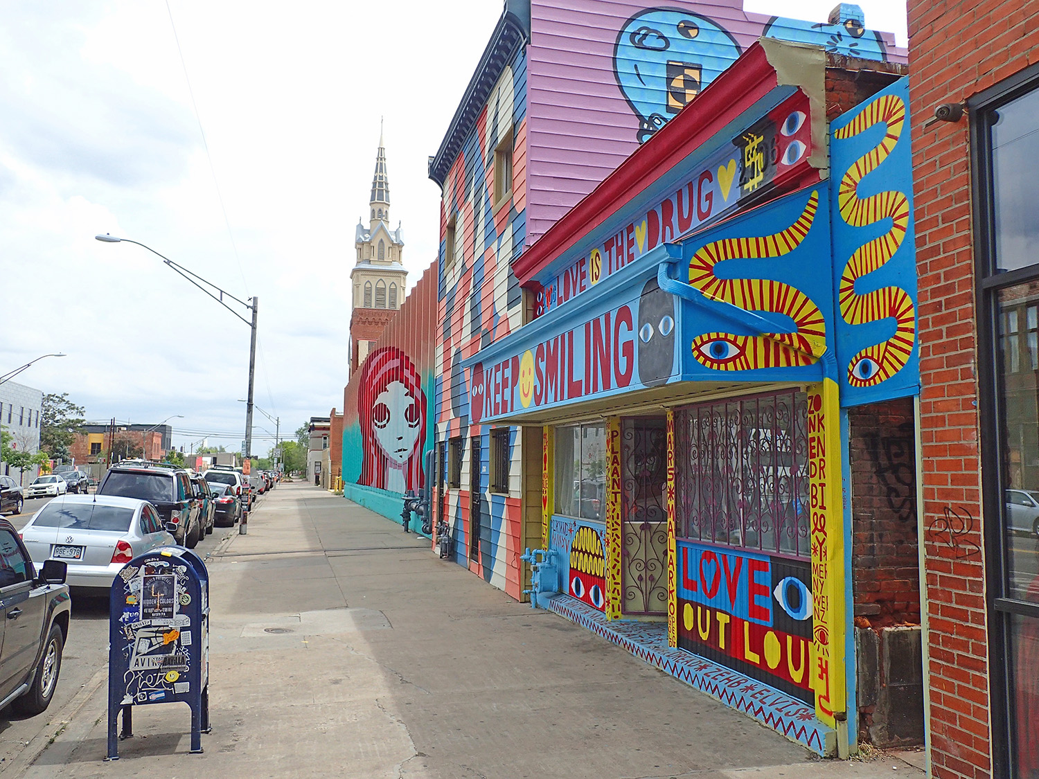 Denver Five Points