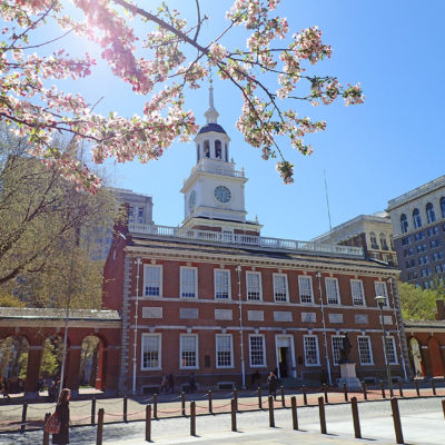 Independence Hall Philadelphie