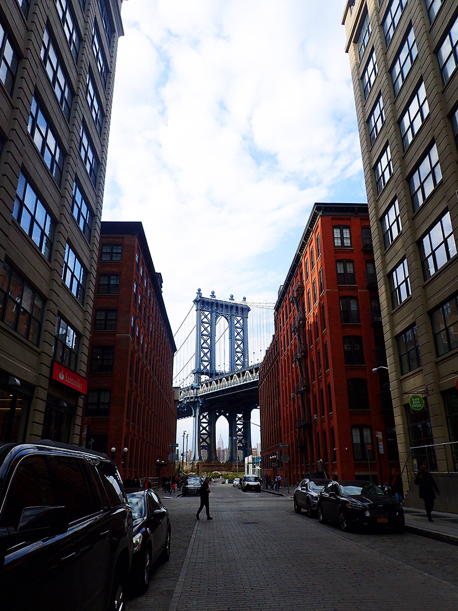 Le Manhattan Bridge