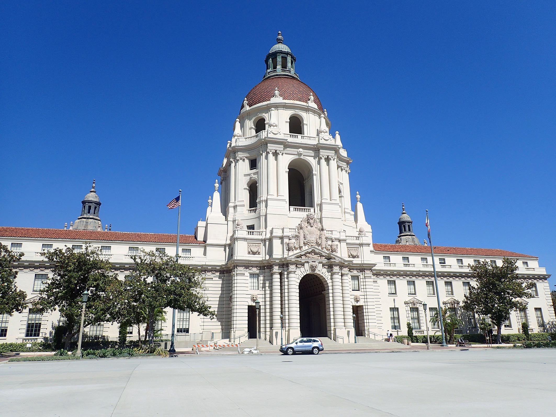Pasadena City Hall Los Angeles